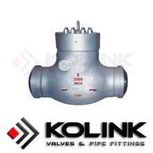 Pressure Seal Check Valve Swing Type