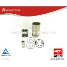 Motor YuChai YC6J Pistão, anel de pistão, pino do pistão, camisa do cilindro J3200-9000200 *