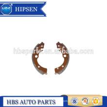 Sapatas de freio com OEM NO. 43153-S3Y-003/43053-S3Y-950 para Honda