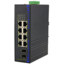 Switch hybride industriel sur Ethernet