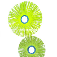 Yellow PP Wire Sun Brush for Road Sweeper Machine (YY-275)