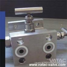Grupo de válvula de agulha de aço inoxidável