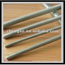 factory custom stainless steel thread bar
