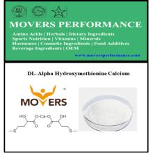 Fornecer Amini Ácidos de Alta Qualidade: Dl-Alpha Hydroxymethionine Calcium