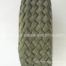 Wholesale High Quality Polyester Braided Webbing