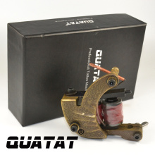 QUATAT Tattoo Artist handmade powerfull Professional Tattoo Machine shader 12 Wrap excellent quality