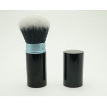 Cepillo retractable sintético respetuoso del medio ambiente del pelo
