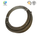 6*7 elevator steel wire rope