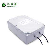 Bateria solar feita sob encomenda do íon do li do armazenamento da bateria da bateria de lítio da luz de rua 24v 40ah