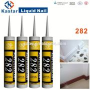 waterproofing acrylic sealant,latex paint,resistant to UV rays