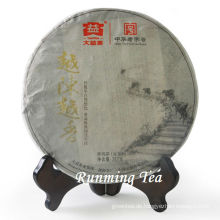 "2011 Dayi ""Yue Cheng Yue Xiang"" Raw Pu Er Tee Puer Tee Kuchen Rohstoff für Tee 357g / Kuchen"