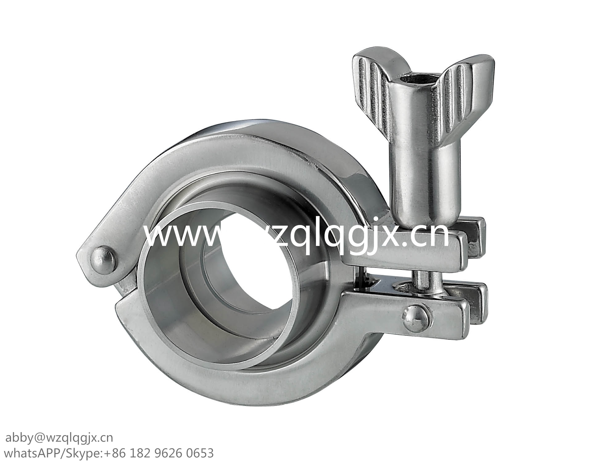 Stainless-Steel-Pipe-Fittings-Sanitary-Pipe-Clamp (1)