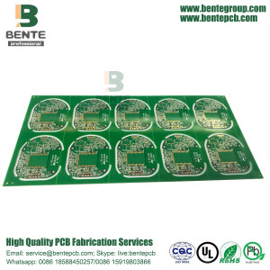 Monster Custom PCB Half Hole