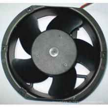 Ventilador de flujo de aire grande DC 24V de entrada para alimentación