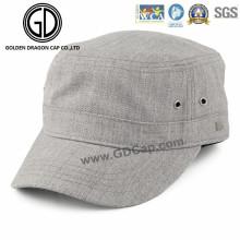 2016 Top-Qualität coole Mode Schleifen Washed Army Military Cap mit benutzerdefinierten Logo