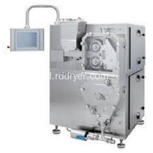 pupuk roll granulating machine
