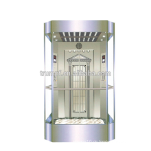 2016 neue Technologie Observation Glas Aufzug Panorama Aufzug