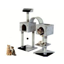 Tampon à gratter pour chat en carton