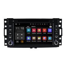 Hualingan Auto GPS Navigation for Hummer H3 Android DVD Player