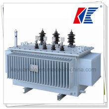 Transformateur de puissance immergé à huile 35kv