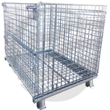 Speicher Drahtgeflecht Container / Metall Wire Mesh Container