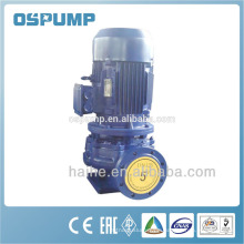 ISG water heater booster pump