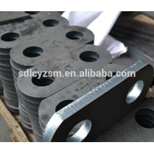 Präzisionsschneiden von Stahlplatten