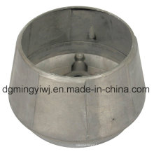 Литье под давлением алюминиевого сплава для деталей машин, одобренных ISO9001-2008 Сделано в Китае