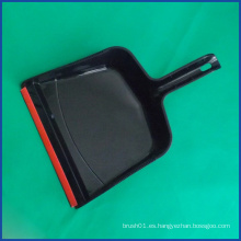 Tzlf-0001 PP Dustpan con borde de goma