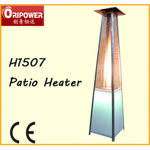 Glass Tubes Patio Heater