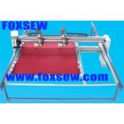 Multi hoofd geautomatiseerd quilten Machine