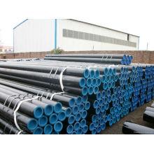 tuyau d'acier sans soudure ASTM A106/A53 de tube d'acier au carbone étiré à froid de 12 pouces