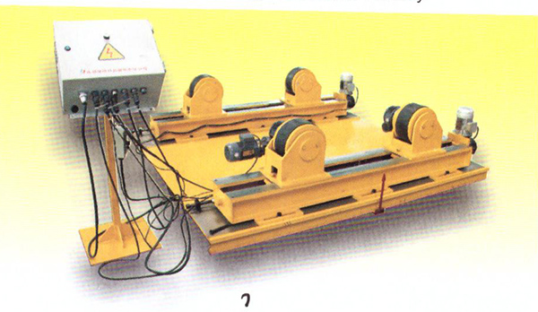Motorized Screw Turning Roll