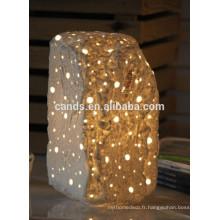Lampes de table en céramique de qualité excellente pour la chambre à coucher