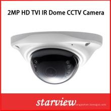 2MP HD Tvi IR Mini Dome CCTV Security Digital Camera