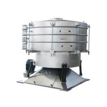 Tela vibratória para secadora de roupa em aço inoxidável / peneira giratória