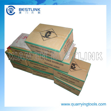 Stone Soundless Cracking Powder for Marble and Granite