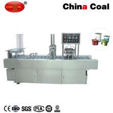 Machine automatique de lavage, de remplissage et de cachetage de tasse de série de Bg