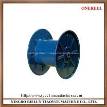 bobines de bobines de bobines de fils et câbles en aluminium