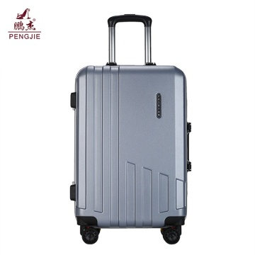 Hard Shell ABS Travel Trolley LUGGAGE dengan Wheels