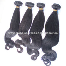Half Body Wavy Funmi Human Hair Extension, No Tangle, Shedding-free, Customized is Accepted
