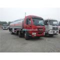 FAW 18300Liter oil loading fuel tanker refuel truck