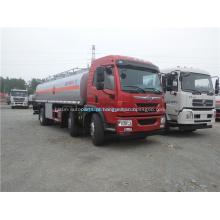 FAW 18300Liter caminhão de reabastecimento de combustível de carregamento de óleo