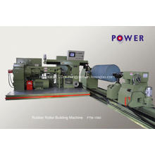 Rubber Roller Wrapping Machine For Paper Industry