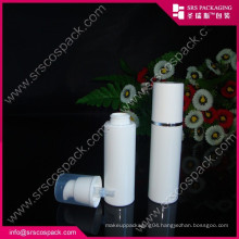 30ml small empty plastic airless pump bottle