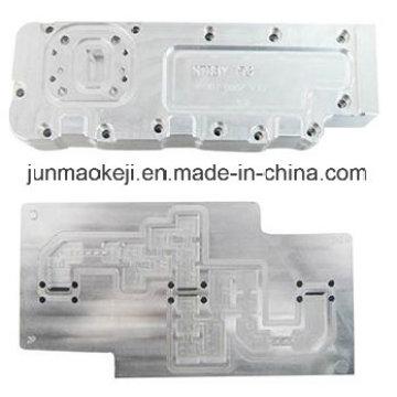Moulage de plaque électronique en aluminium moulé sous pression