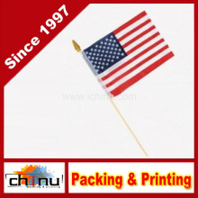 Bandera americana de poliéster (420030)