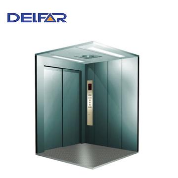 Ascenseur de fret de Delfar pour l'ascenseur de marchandises d'utilisation de construction