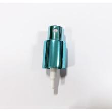 Pulverizador de bomba de niebla de perfume 18/415 con cubierta de aluminio