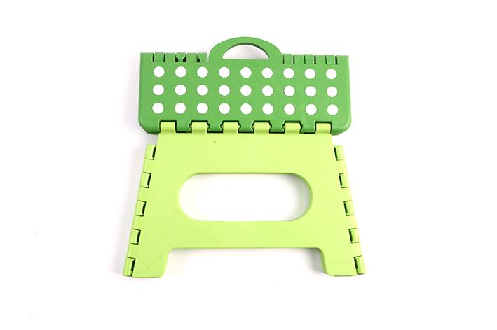 Plastic folding stool-1
